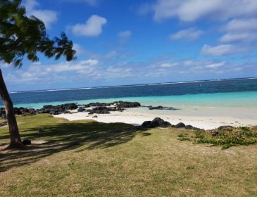 Beachfront Apartment for Sale in Belle Mare