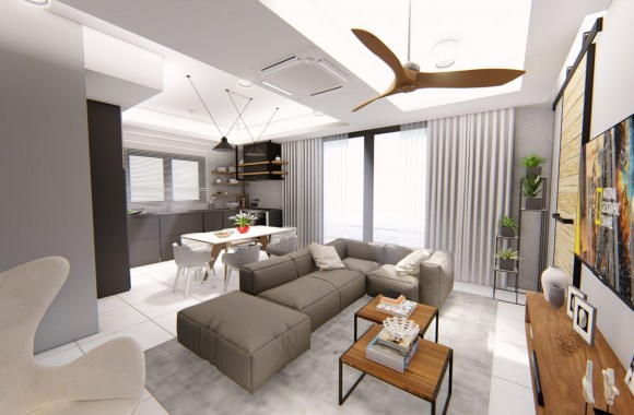 Property for Sale - Apartment G+2 -