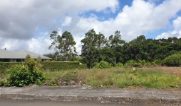 For Sale - Residential Land of 316 Toises (next to a river) - Pinewood - Wooton