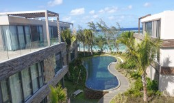 Beachfront Penthouse in Palmar - Just Delivered